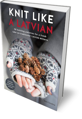 Knit (and travel) like a Latvian
